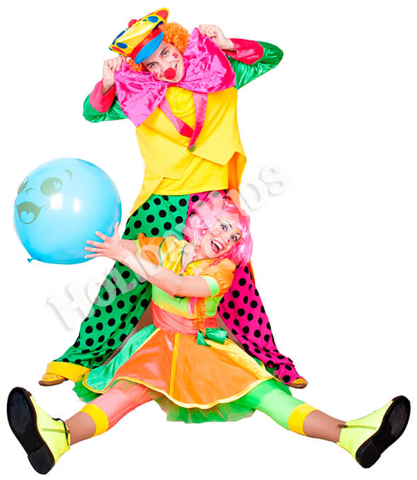 Клоуны Тяпа и Ляпа