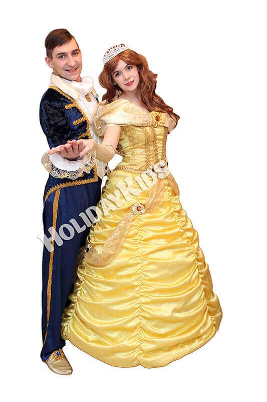 Принцесса Белль и Принц