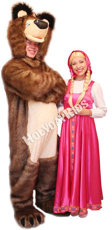 Маша и медведь Миша