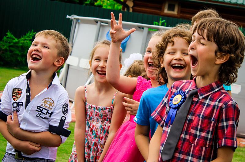 Яркий праздника для детей в Москве