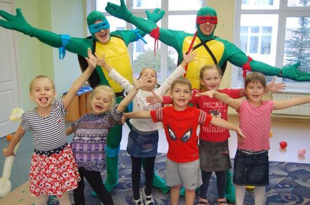 праздник утренника в детском саду