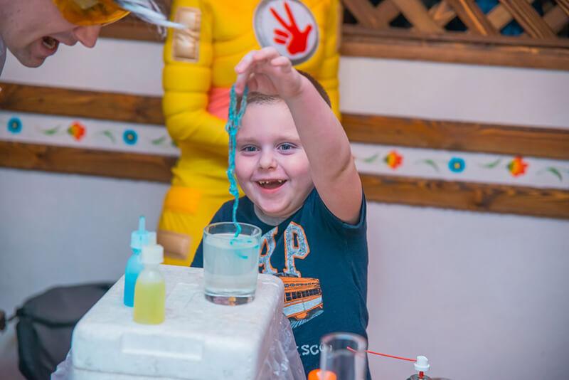 праздник для детей с фиксиками