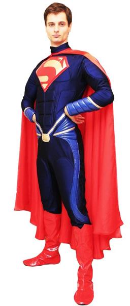 Детский аниматор Супермен