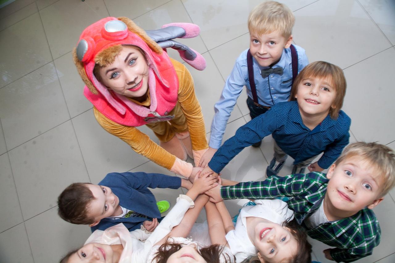 Праздник для детей с аниматорами Щенячий патруль