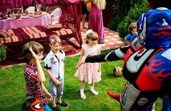 Аниматоры на весенние праздники в детском саду