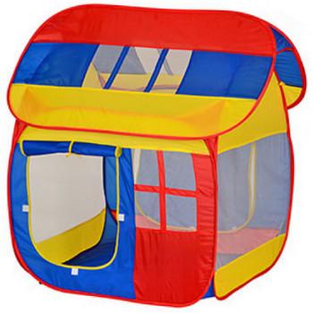 Домик-палатка подарок для ребенка на день рождения