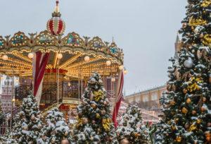 выходные зимой с ребенком в москве