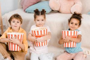 праздник для детей дома