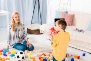 праздники в жизни детей