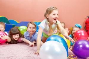сложности при организации безопасности на празднике для детей