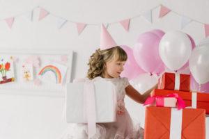 украшение помещения ко дню рождения ребенка