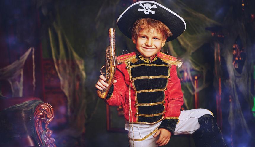 Пиратский день рождения для ребенка: советы по организации