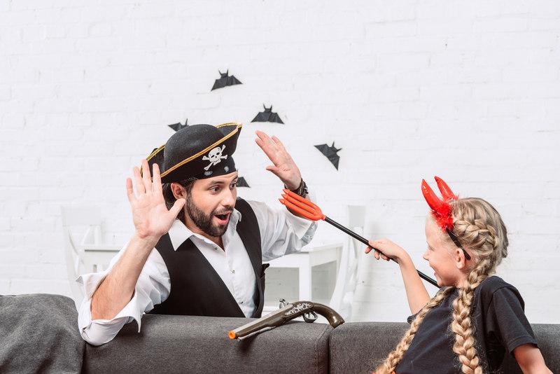 пиратский день рождения: вибор места и оформление праздника