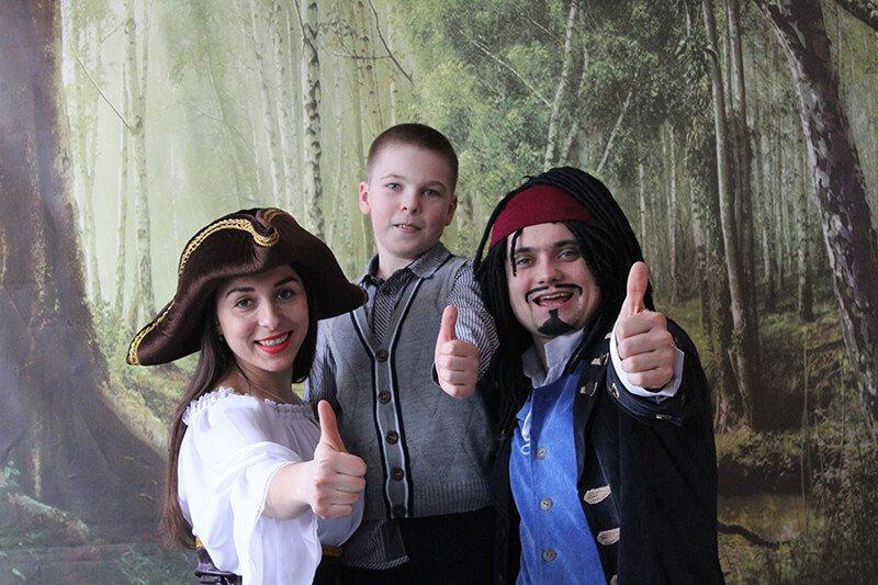 пиратская вечеринка на день рождения ребенка: сценарий
