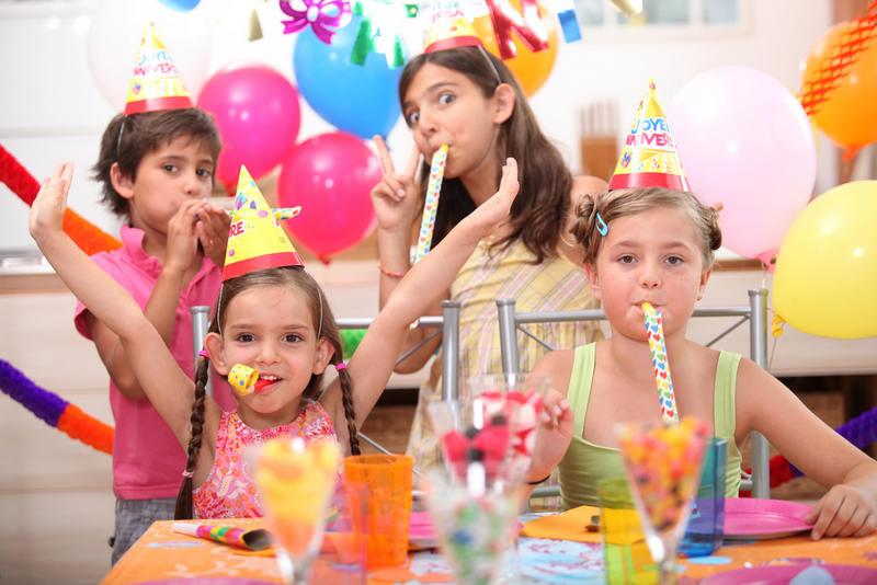 7 хитростей проведения детского дня рождения