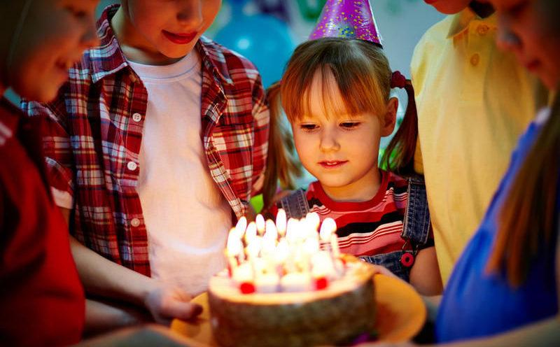 Тематический день рождения для ребенка: советы по организации
